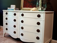 DIY: painted furniture