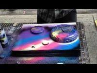 Spray paint ideas, drawings ideas