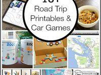 Road Tripping // Kids