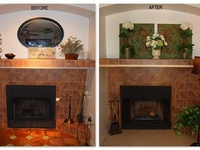 Decor makeovers and reconstruction