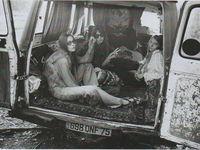 bohemian vibes // calico prints // 70s inspiration