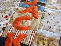 Baby Quilts and Baby Clothes Quilts