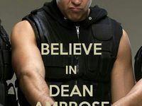 Dean Ambrose/Jon Moxley <3<3