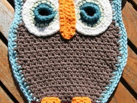 My best friend is really in to owls because of Harry Potter. I started this board to find a pattern to make one for her. Now, pinning crochet owls is my obsession.
