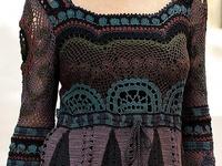 crochet dress/sweaters