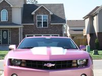 Girly Pink Cars