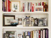 estantes e nichos