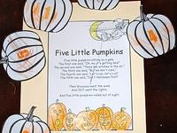 School Ideas - Fall/Thanksgiving