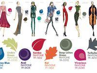 Pantone Trends - Fall 2013