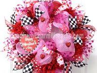 Wreaths/Valentine