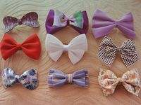 bows  &  flower  crowns
