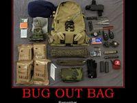 Preparedness -- BOB Gear