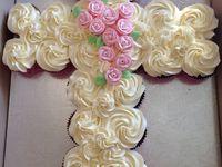 Cupcake Cakes - My FAVORITE!