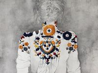 Embroidery - Contemporary