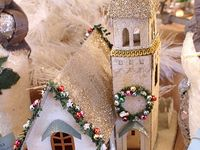 Houses and Villages of Paper
