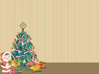 Plantillas y Fondos de Navidad