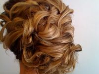 Inspiration for Wedding and Prom styles I can re-create  in the salon