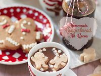 Gingerbread en christmas cookies