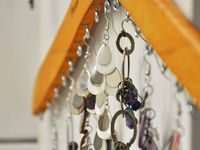Beautiful and creative ways to store and display your handmade lovelies