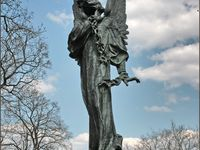 Cemetery Sculpture and Art