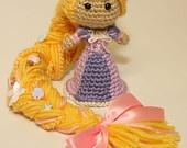 crochet princesses