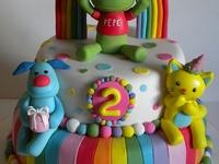 Celebration cakes, wedding, birthday ect.