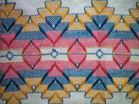 Swedish weaving and Huck weaving