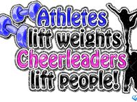 cheerleading/gymnastics :)