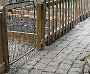 Vegetable Garden Fencing