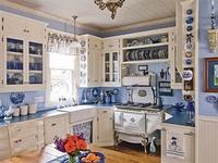 My favorite color scheme of Blue & White!