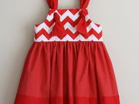 SEWING~(KNOT DRESSES)