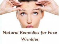 Natural wrinkle remedies