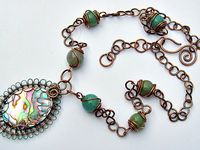 Making your own jewelry for yourself & gifts. Also info for jewelry business & tutorials.