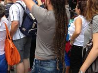 Mullets, comb overs and other interesting things done to hair