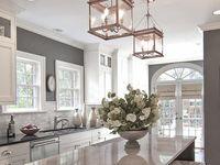 Kitchen design, kitchen cabinets, countertops, appliances, back splashes