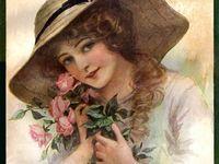 Ephemera Victorian Ladies & Gents