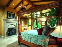 master bedrooms tuscan rustic style