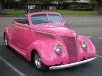 Pink Rides