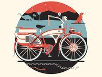 """Abby's Big Adventure"" - 11th Birthday theme ""ride in"" movie"