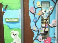 Bulletin Boards and Book Displays