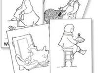 kids activities - nursery rhymes, fairy tales