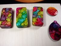 Crafts - Alcohol ink