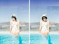 Bathsuit maillot de bain