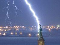 Wild weather, storms, tornados, lighting, volcanos, etc.