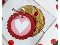 Valentine's - Food