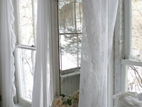 Curtain / Závěsy