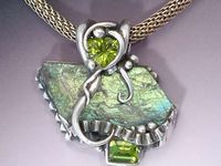 Art Jewelry/Pendants and Necklaces