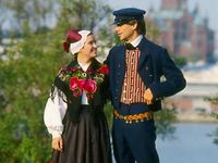 Finnish Costumes