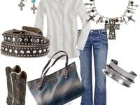 Fashion, beauty, hair, jewelry.