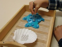 Montessori indoor activities